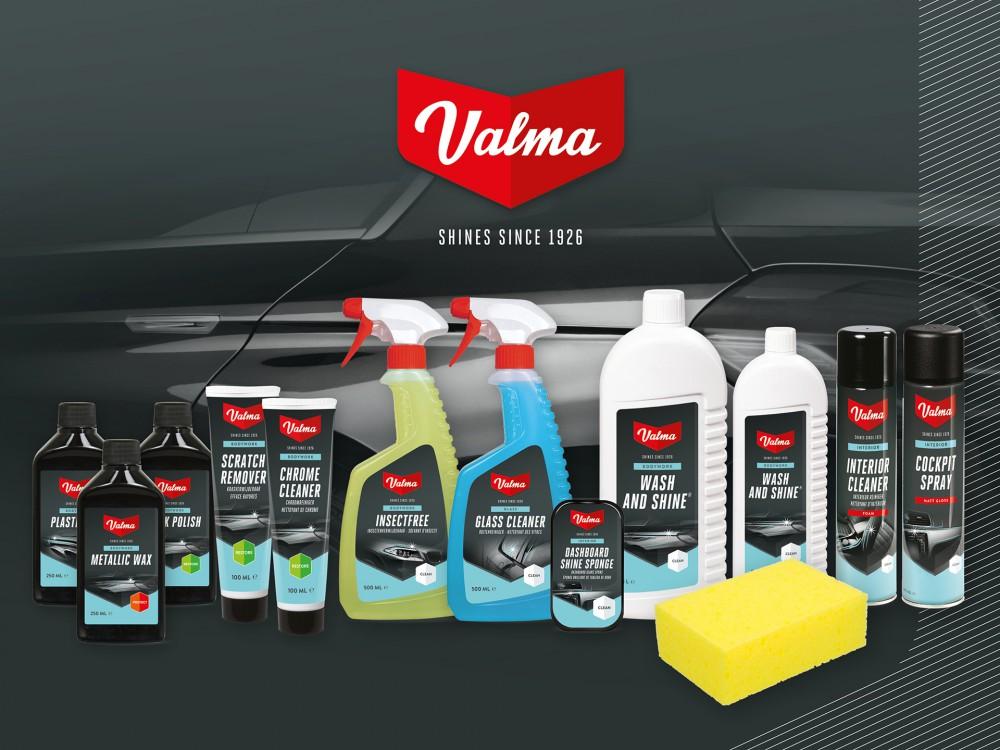 Valma, shines since 1926